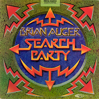 Brian Auger Auger Rhythms