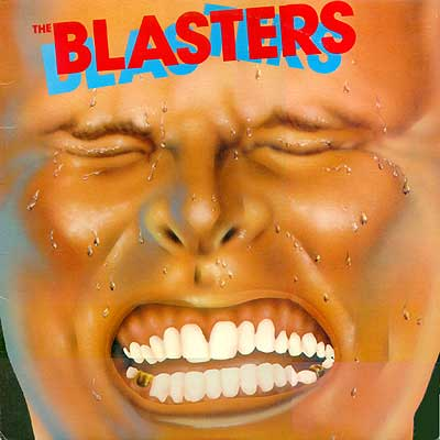 The Blasters first record
