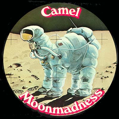 Cover Art Camel Moonmadness