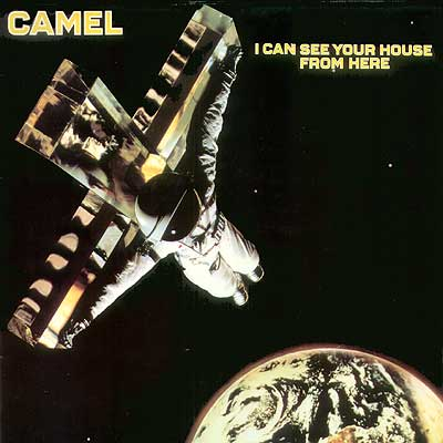 Cover art camel i can see your house from here