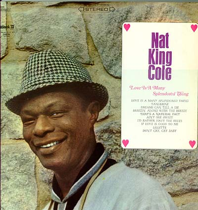 Cover Art Nat King Cole