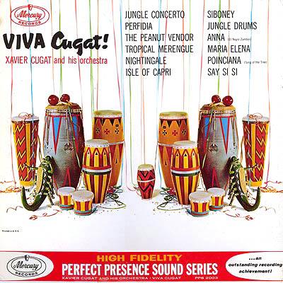 Xavier Cugat - album