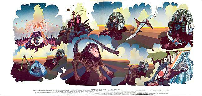 Emerson, Lake & Palmer:Tarkus Lyrics - lyrics.fandom.com