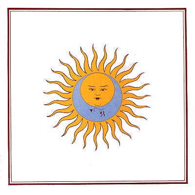 King Album Cover Cover Art King Crimson