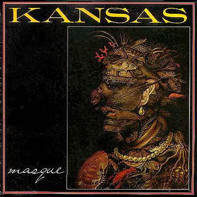 Cover Art Kansas Masque
