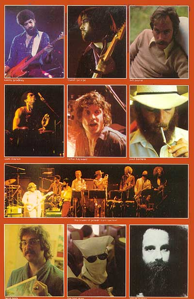Cover Art Little Feat Waiting For Columbus