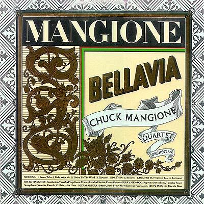 Chuck Mangione - His Quartet and Orchestra : Williamsville High School Auditorium January 27 1973