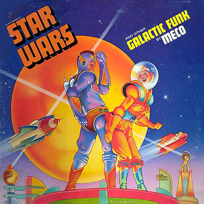 Cover Art Meco Star Wars And Other Galactic Funk