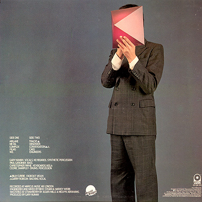 Gary Numan Cars Bass Cover