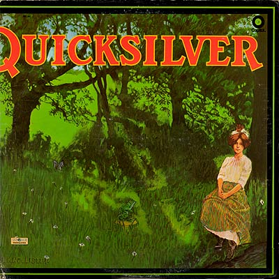 Shady Grove Quicksilver Messenger Service Album