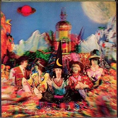 Album Cover Art The Rolling Stones Their Satanic