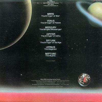the tomita planets - photo #20