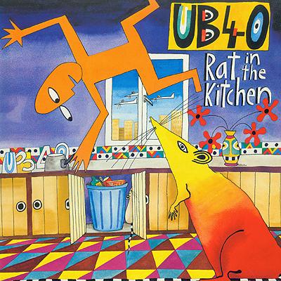 UB40 Rat In The Kitchen