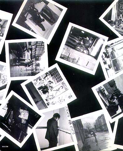Album Cover Art Wreckless Eric Wreckless