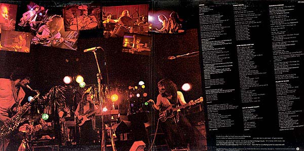 Inside The Gatefold Search The Album Art In There